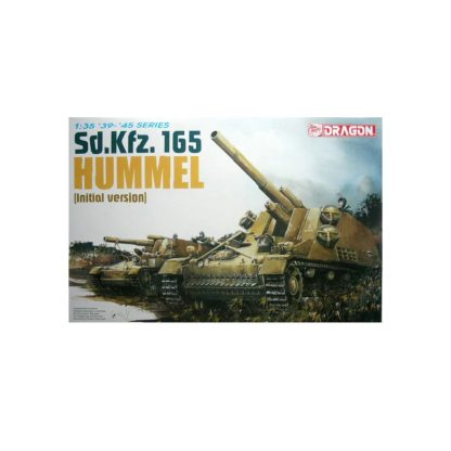 Sd.Kfz. 165 HUMMEL (initial version)