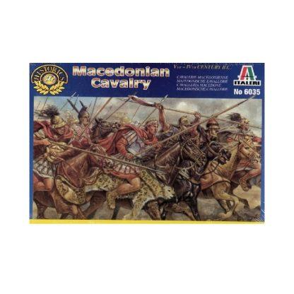 Vth - IVth Century B.C. Macedonian Cavalry
