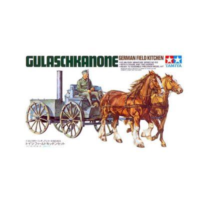 Gulaschkanone German Field Kitchen