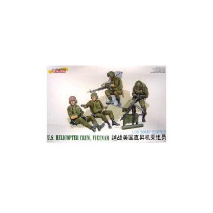 U.S. Helicopter Crew - Vietnam