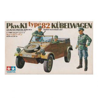 Pkw. K1 (type 82) Kübelwagen (German Volkswagen Jeep)