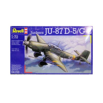 Junkers Ju 87D-5/G-2