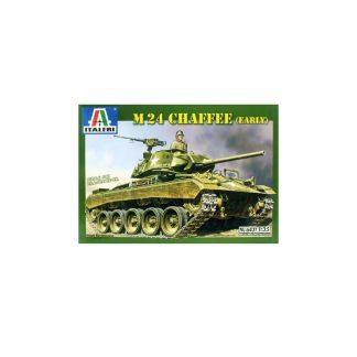 M24 Chaffee (early)