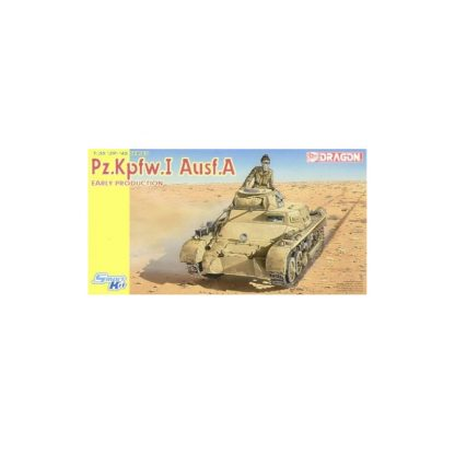 Pz.Kpfw.I Ausf.A (Early Production)