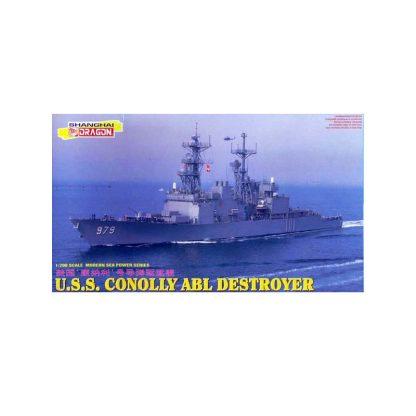 U.S.S. CONOLLY ABL Destroyer