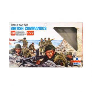 World War Two British Commandos