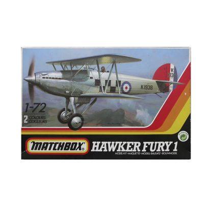 Hawker Fury 1