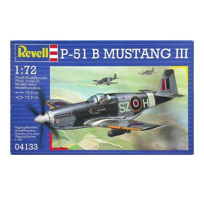 P-51B Mustang III