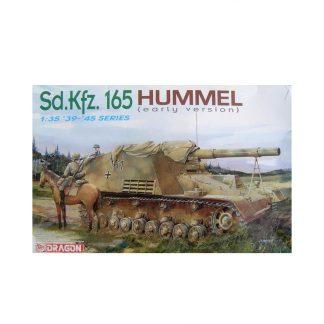 Sd.Kfz. 165 Hummel (early version)