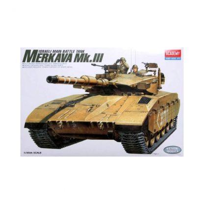 Israeli Main Battle Tank Merkava Mk. III