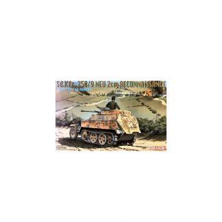 Sd.Kfz. 250/9 NEU 2cm Reconnaissance