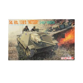 Sd. KFZ. 138/2 Hetzer - Early Version