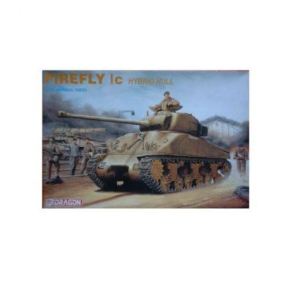 Firefly Ic - Hibrid Hull