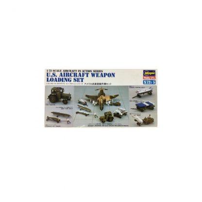 U.S. Aircraft Weapon - Loading Set
