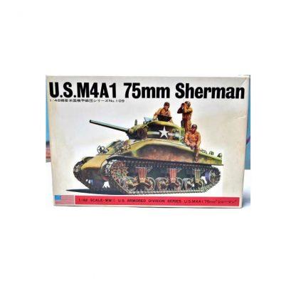U.S. M4A1 75mm Sherman