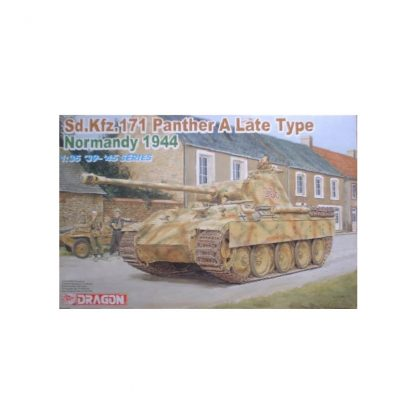 Sd.Kfz. 171 Panther A Late Type Normandy 1944