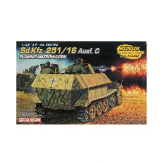Sd.Kfz. 251/16 Ausf. C - Flammpanzerwagen