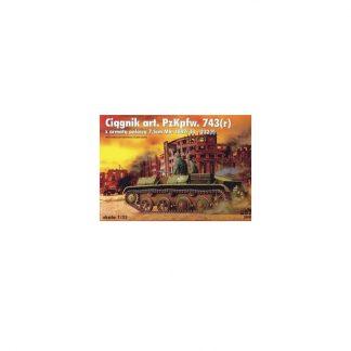Ciagnik art. PzKpfw. 743(r)