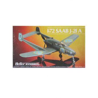 SAAB J-21 A