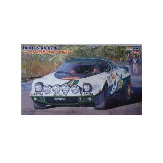 Lancia Stratos HF - 1975 Sanremo Rally Winner