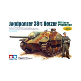 Jagdpanzer 38t Hetzer