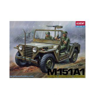 M151A1 - Light Utility Truck