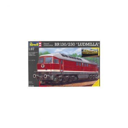 Diesel-Lokomotive BR 130/230 Ludmilla