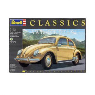 VW Käfer 1951/52