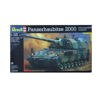 Panzerhaubitze 2000 Self propelled howitzer