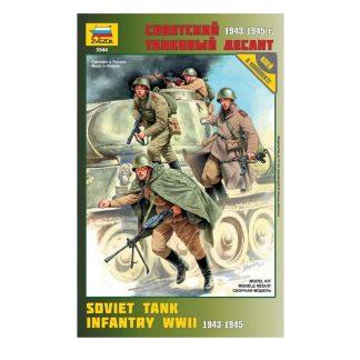 Soviet Tank Infantry