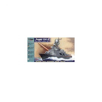 Soviet Project 1241.8 Missile corvette w/ AA - URAN
