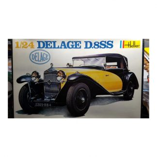 Delage D.8SS