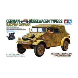 German Kübelwagen Type 82
