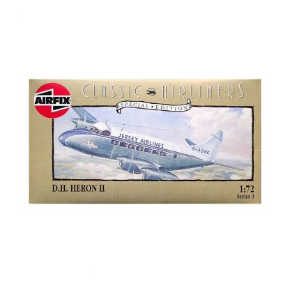 Classic Airliners D.H. Heron II