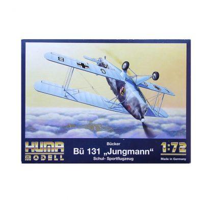 Bücker Bü 131 Jungmann