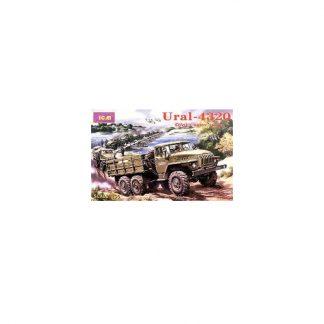 URAL-4320 - Soviet Army Truck