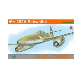 Me-262A Schwalbe - Dual Combo