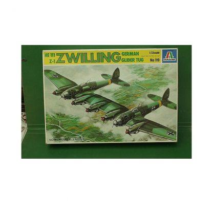 He 111 Z-1 Zwilling