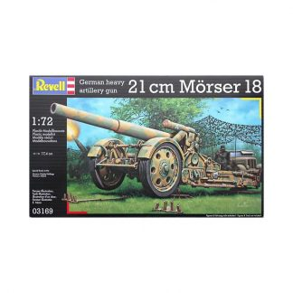 21 cm Mörser 18