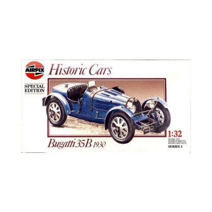 Historic Cars Bugatti 35B 1930 - Special Edition