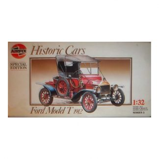 Historic Cars Ford Model T 1912 - Special Edition