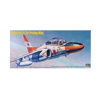 Kawasaki T-4 Air Proving Wing