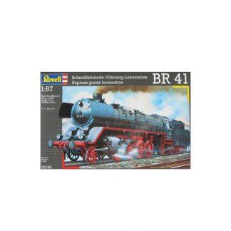 Schnellfahrende Güterzug-Lokomotive Express goods locomotive BR 41