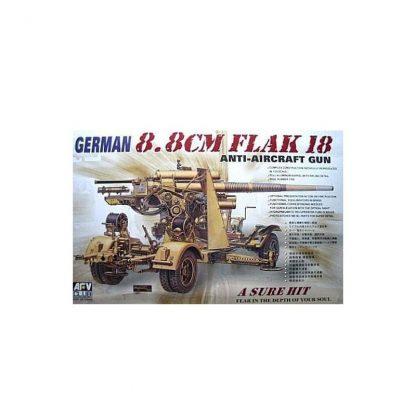 German 8.8cm Flak 18