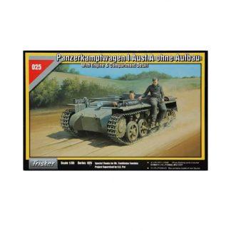 Panzerkampfwagen I Ausf.A ohne Aufbau