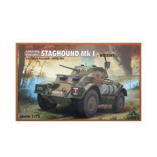 Staghound Mk I wczesny