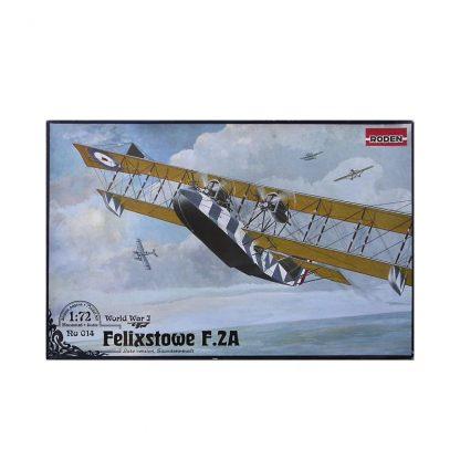 Felixstowe F.2A, World War I