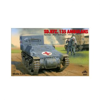 Sd.Kfz.135 Ambulans