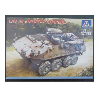 LAV-25 Mortar Carrier