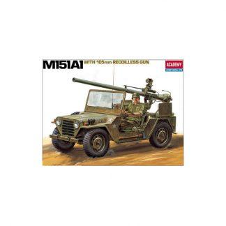 M151 A1 105mm recoillless gun